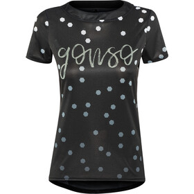 Gonso Varie Shirt Damen black